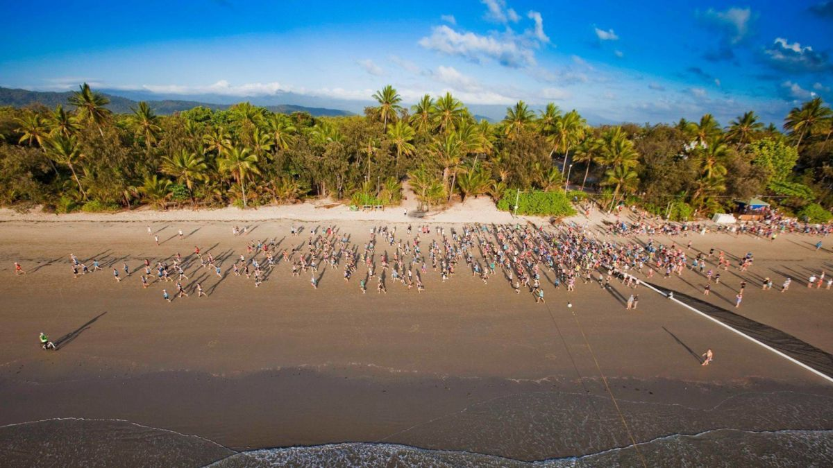 Great Barrier Reef Marathon