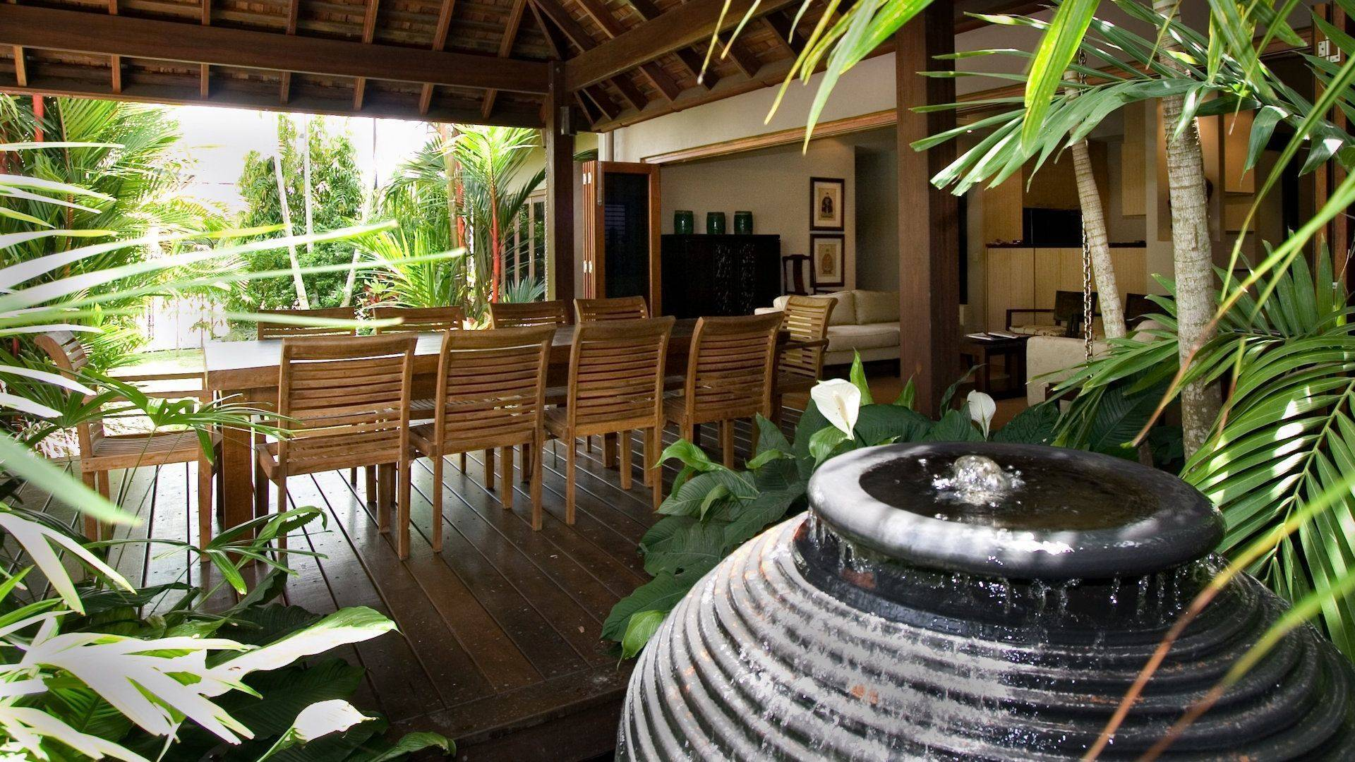 The Bali House 020